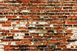 brick. background and texture of a brick wall.