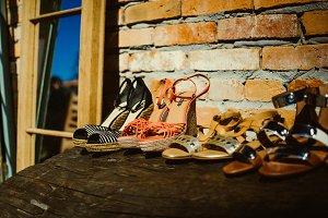 flea market shoes