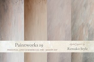 Paintworks 19 Photoshop Textures