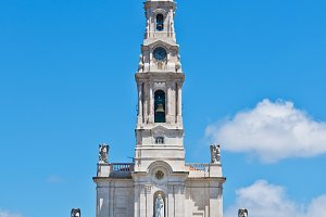 sanctuary of fatima portugal