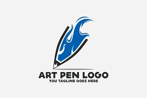 Art Pen Logo