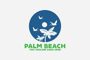 Palm Beach Logo