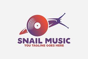 Snail Music Logo