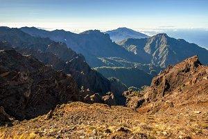 National Park of the Caldera de Tabu