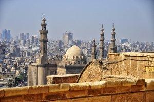the cairo egypt
