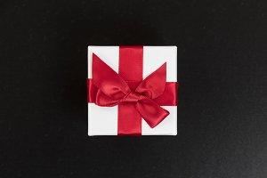 Gift box for the holidays