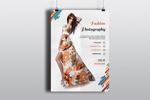 Fashion Photography Flyer V723