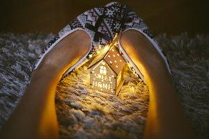 Sweet home :)