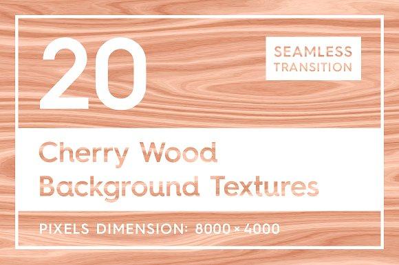 20 Cherry Wood Background Textures in Textures