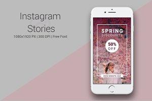 Fashion Instagram Stories