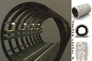 Subway tunnel I