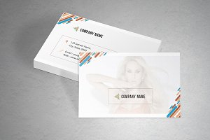 Business Card Template-V16