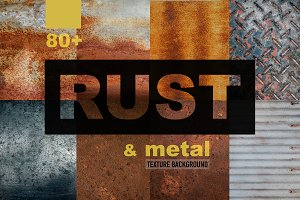 80+Rust & metal texture background03