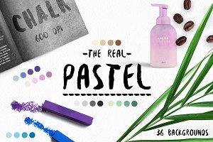 THE REAL PASTEL
