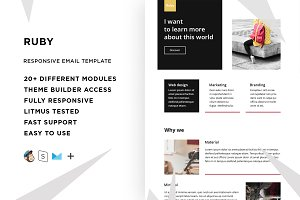 Ruby – Email template + Builder
