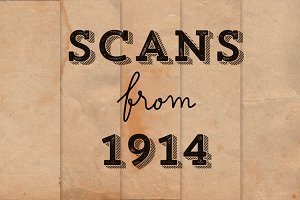 Scans from 1914 Paper Pack+Freebies