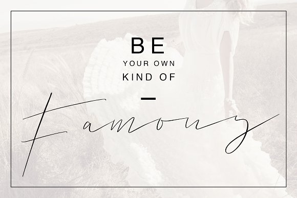 Tosca Beauty Handwritten Font for 1600 font lettering