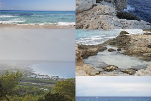 thumbnails of Formentera Balearic Is