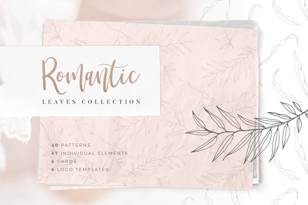 Romantic Leaves Collection
