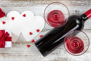Valentine Red Wine
