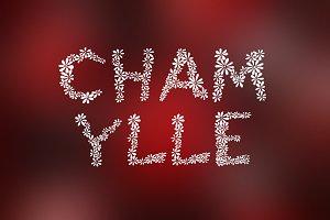 Chamylle Decorative Font