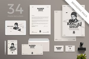 Branding Pack | Barber Shop
