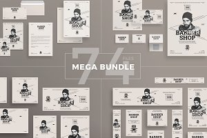 Mega Bundle | Barber Shop