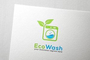 Eco Wash Logo