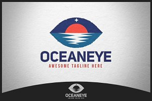 Oceaneye Logo
