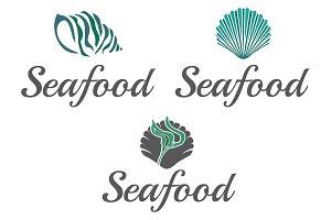 "Logos ""Seafood"""