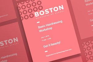 Posters | Hair Workshop