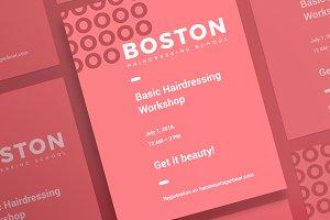 Posters | Hair Workshop