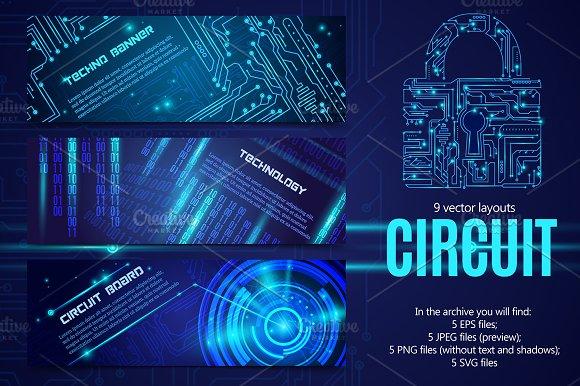 Circuit Vector Set
