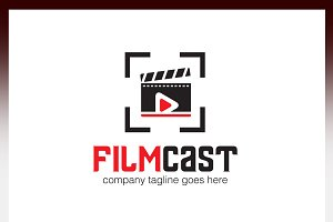 Film / Movie Logo Template