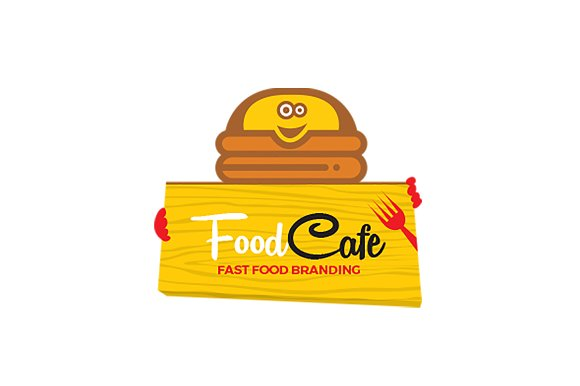 Food Logo Food Company Avatar
