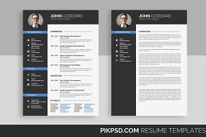 The Resume / CV