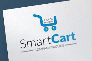 Smart Cart Shopping Cart Logo