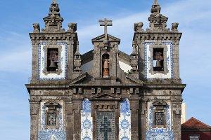 Igreja de Santo Ildefonso in Porto