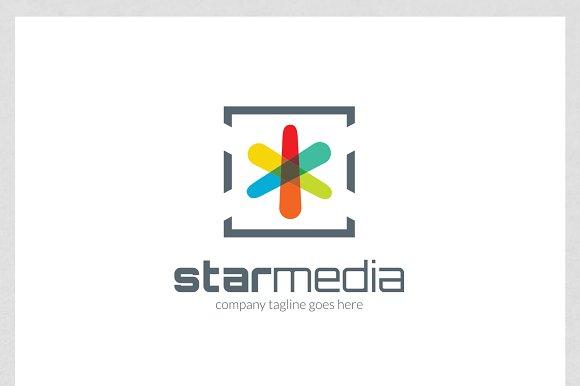 Creative Star Logo Template