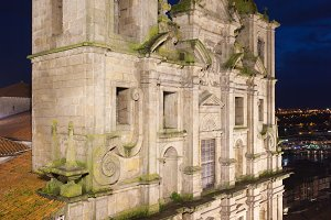 Church of Saint Lawrence in Porto