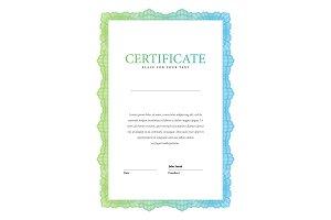 Certificate203