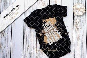 This Dude Digs Dirt Shirt Design SVG
