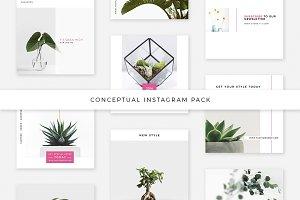 Conceptual Instagram Pack