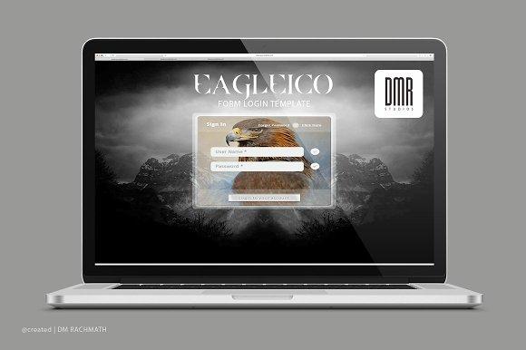 EAGLEICO LOGIN FORM