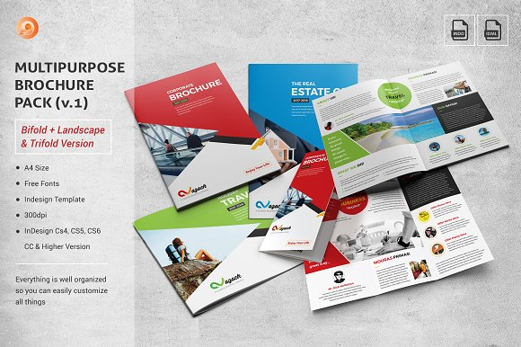 Multipurpose Brochure Pack V.1