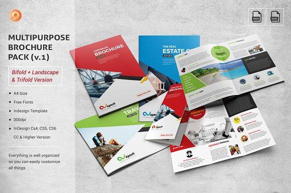 Multipurpose Brochure Pack V.1