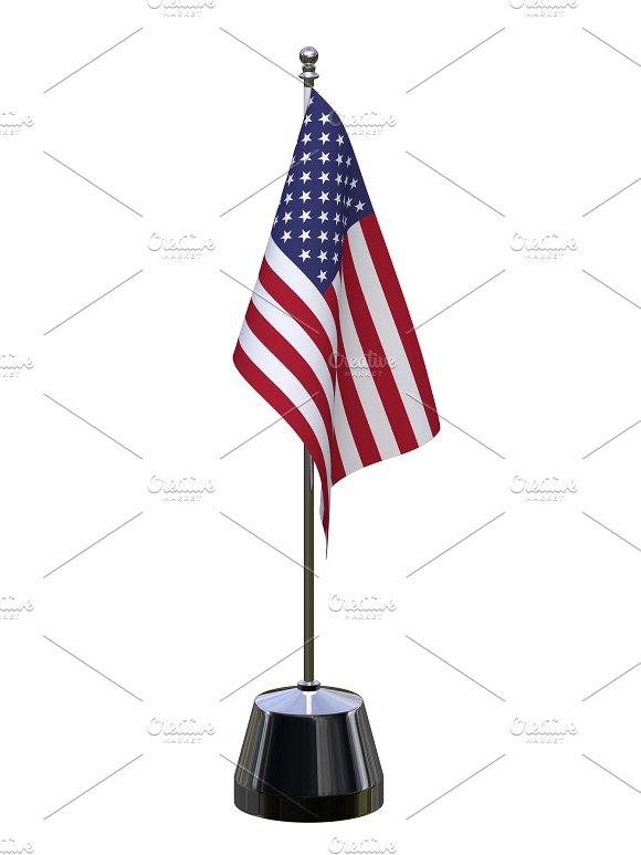 Little USA Flag
