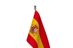 Little Spain flag