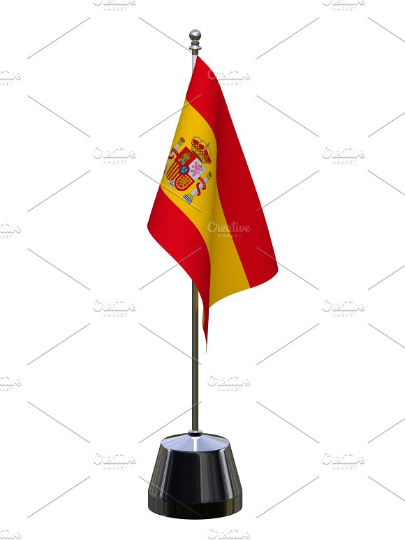 Little Spain Flag