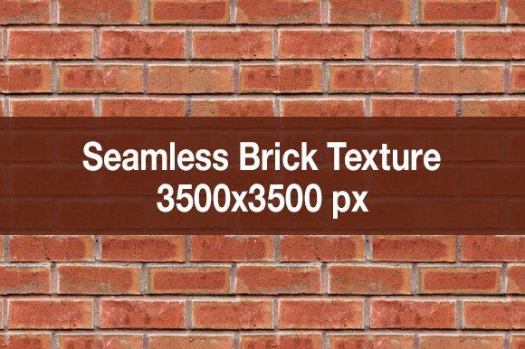 Seamless Brick Texture Textures Creative Market